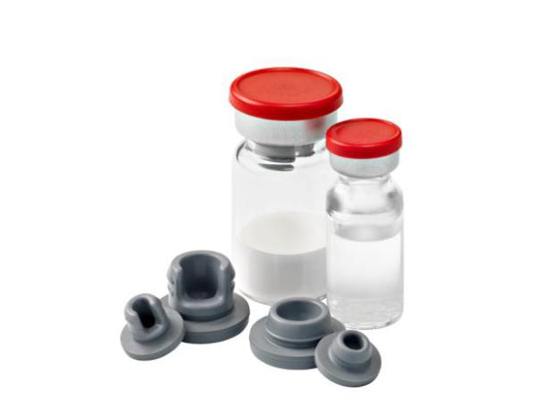 vials and stoppers