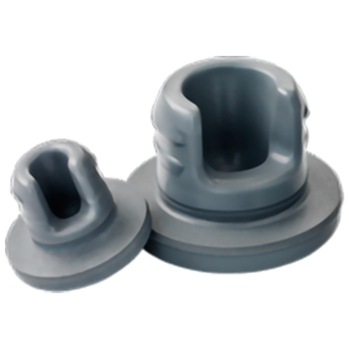 2 West LyoTec Lyo Stoppers